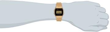Casio Collection Unisex-Armbanduhr A159WGEA 1EF - 5
