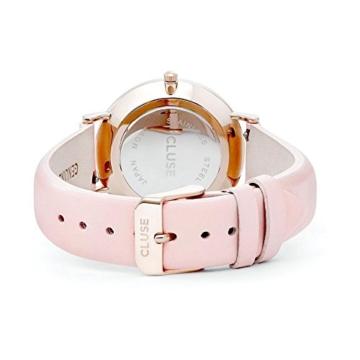 Cluse Damen-Armbanduhr Analog Quarz Leder CL18014 - 2