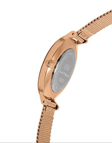 Daniel Wellington Unisex Erwachsene-Armbanduhr DW00100163 - 3