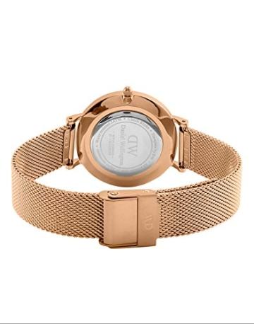 Daniel Wellington Unisex Erwachsene-Armbanduhr DW00100163 - 4