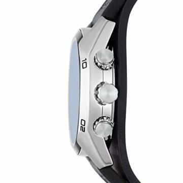 Fossil Herren Armbanduhr wasserdicht Coachman  / Lederband Uhr mit Chronographen-Funktion, Datumsanzeige & Tachymeter - 4