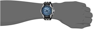 Fossil Herren Armbanduhr wasserdicht Coachman  / Lederband Uhr mit Chronographen-Funktion, Datumsanzeige & Tachymeter - 5