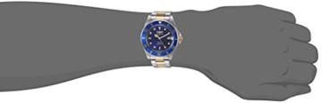 Invicta 8928OB Pro Diver Unisex Uhr Edelstahl Automatik blauen Zifferblat - 5