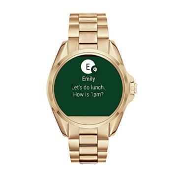 Michael Kors Damen-Smartwatch MKT5001 - 4