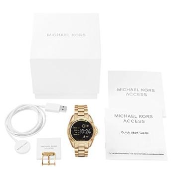 Michael Kors Damen-Smartwatch MKT5001 - 6