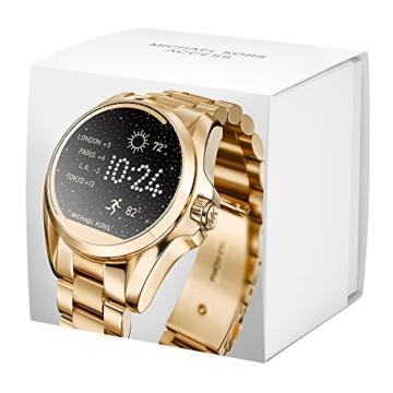 Michael Kors Damen Smartwatch Mkt5001 2019 Eleganteuhren De