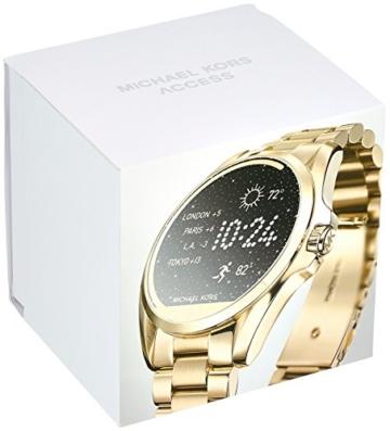 Michael Kors Damen-Smartwatch MKT5001 - 8