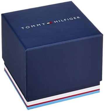 Tommy Hilfiger Damen Analog Quarz Uhr mit Edelstahl beschichtet Armband 1781756 - 3