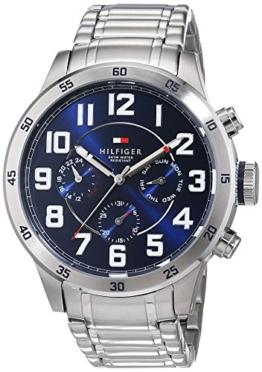 Tommy Hilfiger Herren-Armbanduhr 1791053 - 1