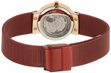 Bering Damen Analog Quarz Uhr mit Edelstahl Armband 10126-363 - 2