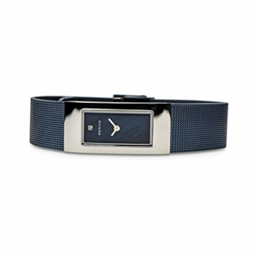 Bering Damen Analog Quarz Uhr mit Edelstahl Armband 10817-307 - 4