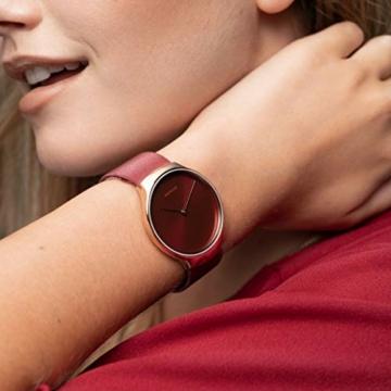 BERING Damen Analog Quarz Uhr mit Edelstahl Armband 13338-Charity - 6
