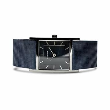 BERING Damen-Armbanduhr Analog Quarz Edelstahl 10426-307-S - 3