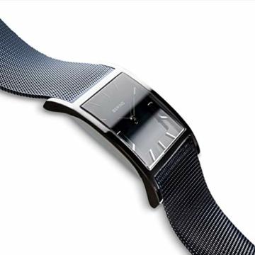 BERING Damen-Armbanduhr Analog Quarz Edelstahl 10426-307-S - 4