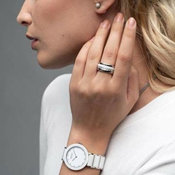 BERING Damen-Armbanduhr Analog Quarz Edelstahl 11435-754 - 6