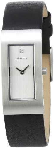BERING Damen-Armbanduhr Analog Quarz Leder 10817-400 - 1