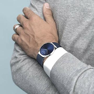 BERING Herren Analog Quarz Uhr mit Edelstahl Armband 15540-307 - 5