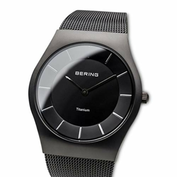 BERING Herren-Armbanduhr Analog Quarz Edelstahl 11935-222 - 2