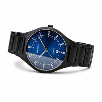 BERING Herren-Armbanduhr Analog Quarz Titan 11739-727 - 4