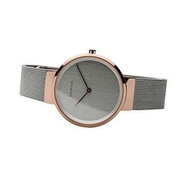 BERING Unisex-Armbanduhr Analog Quarz Uhr mit Edelstahl Armband 14531-060 - 4