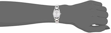 Calvin Klein Damen Analog Quarz Uhr mit Edelstahl Armband K7L23146 - 4