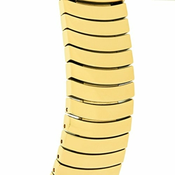 Calvin Klein Damen Analog Quarz Uhr mit Edelstahl Armband K8A23541 - 6