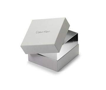 Calvin Klein Damen Analog Quarz Uhr mit Edelstahl Armband K8A23541 - 9