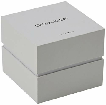 Calvin Klein Damen-Armbanduhr XS minimal Analog Quarz Edelstahl K3M22126 - 3