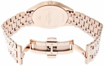 Calvin Klein Herren-Armbanduhr Analog Quarz Edelstahl K4N21646 - 2