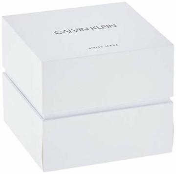 Calvin Klein Klassische Uhr K8P236C1 - 4