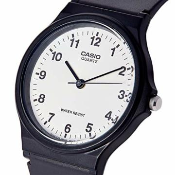 Casio Collection Herren-Armbanduhr MQ 24 7BLLGF - 5