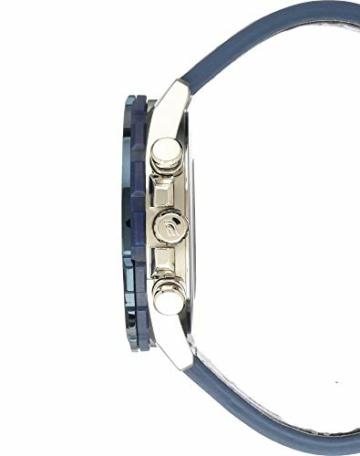 Casio Edifice Herren Chronograph Quarz Armbanduhr EFR-566, Blau - 3