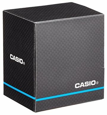Casio Herren Analog Quarz mit Edelstahl Armbanduhr MTP1314PD1A - 6