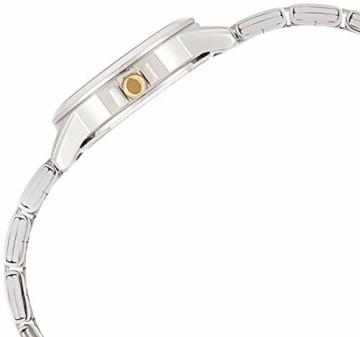 CITIZEN Damen Analog Quarz Uhr mit Edelstahl Armband EQ0608-55AE - 3