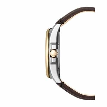 Citizen Herren Analog Eco-Drive Uhr mit Leder Armband AW7056-11A - 2