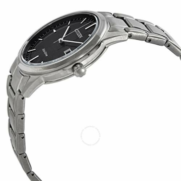 CITIZEN Herren Analog Quarz Uhr mit Edelstahl Armband AW1231-58E - 2