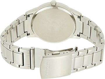 CITIZEN Herren Analog Quarz Uhr mit Edelstahl Armband AW1231-58E - 4