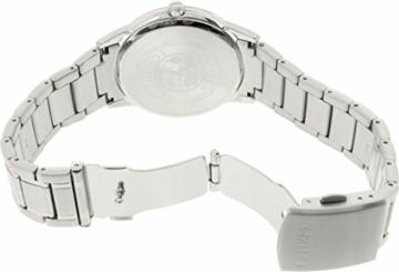 CITIZEN Herren Analog Quarz Uhr mit Edelstahl Armband AW1231-58E - 5