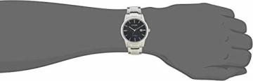 CITIZEN Herren Analog Quarz Uhr mit Edelstahl Armband AW1231-58E - 6