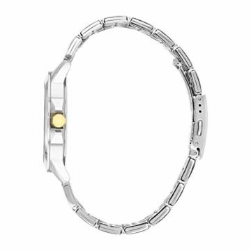 CITIZEN Herren Analog Quarz Uhr mit Edelstahl Armband BF2018-52EE - 3