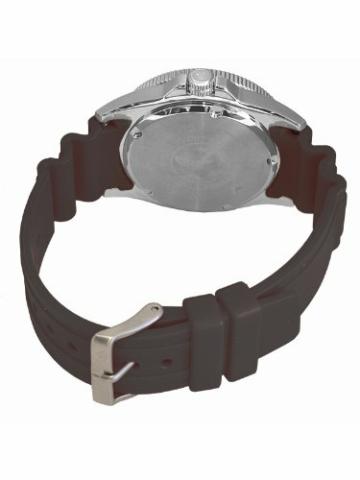 Citizen Herren Analog Quarz Uhr mit Kautschuk Armband BN0100-42E - 2