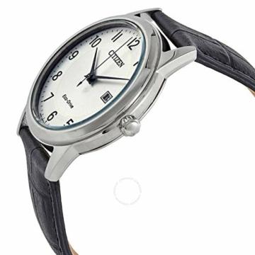 CITIZEN Herren Analog Quarz Uhr mit Leder Armband AW1231-07A - 2