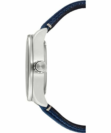 Citizen Herren Analog Quarz Uhr mit Nylon Armband AW5000-16L - 3