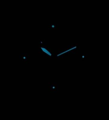 Citizen Herren Analog Quarz Uhr mit Nylon Armband AW5000-16L - 5