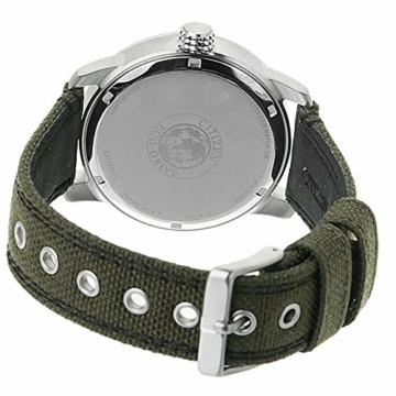 Citizen Herren Analog Quarz Uhr mit Nylon Armband BM8470-11EE - 2