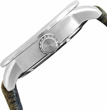 Citizen Herren Analog Quarz Uhr mit Nylon Armband BM8470-11EE - 7