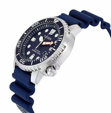 CITIZEN Herren Analog Quarz Uhr mit Plastik Armband BN0151-17L - 2