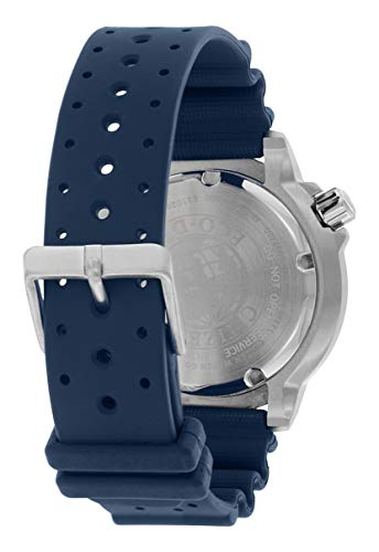 CITIZEN Herren Analog Quarz Uhr mit Plastik Armband BN0151-17L - 3