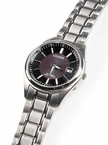 CITIZEN Herren Analog Solar Uhr mit Edelstahl Armband AS2050-87E - 4
