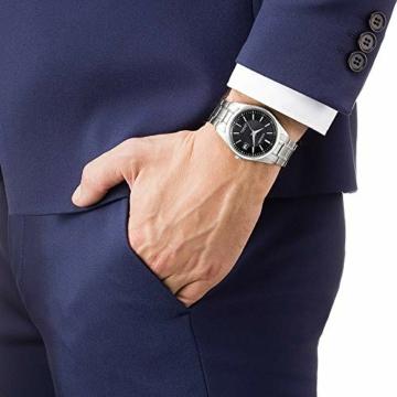 CITIZEN Herren Analog Solar Uhr mit Edelstahl Armband AS2050-87E - 6